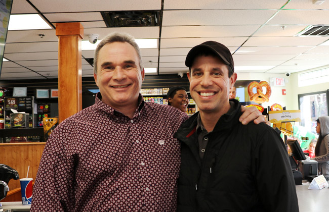 Doug Nolan & Darren Schwartz, Co-Owners